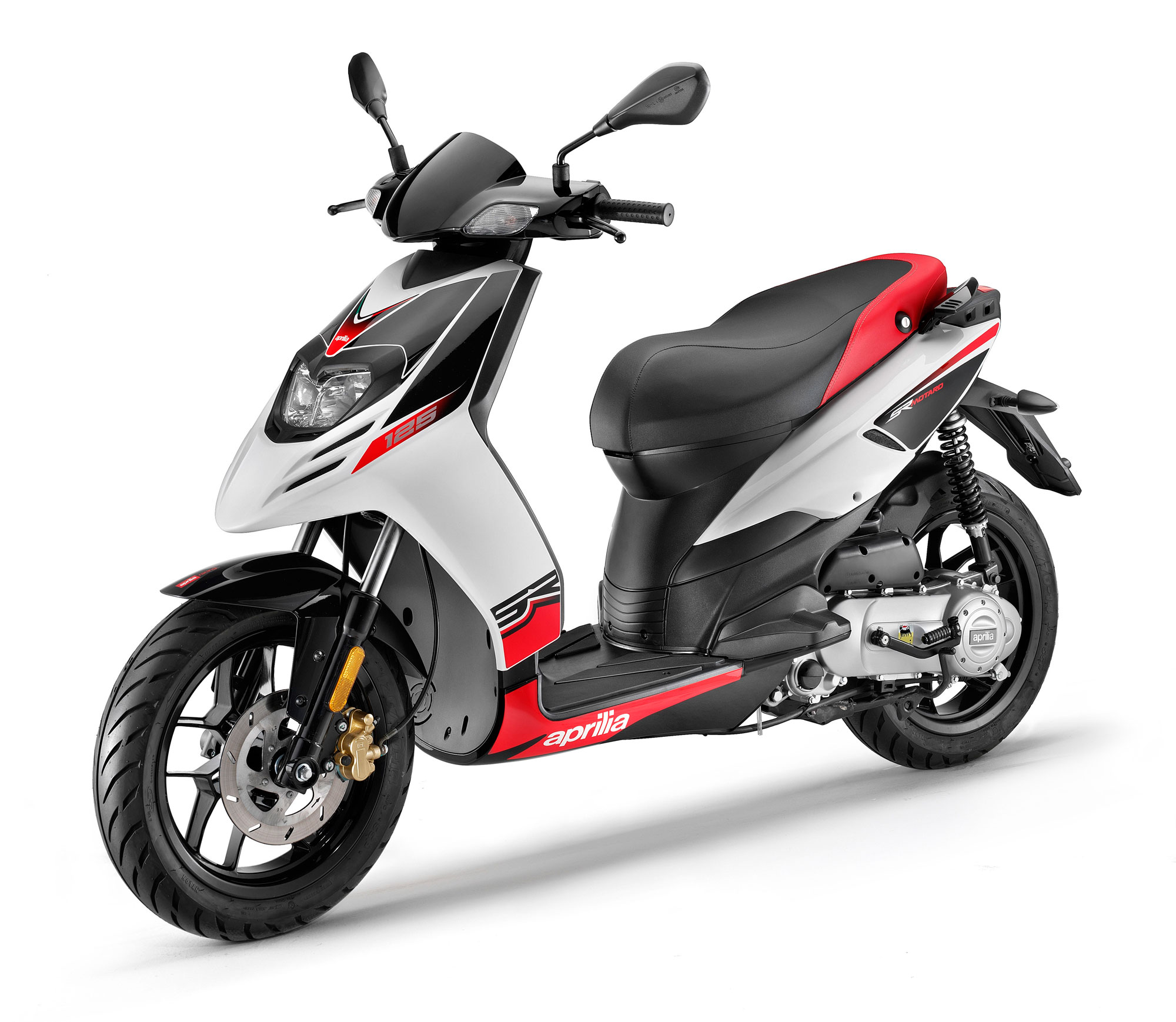 aprilia sr motard 125 specs 2011 2012 autoevolution. Black Bedroom Furniture Sets. Home Design Ideas