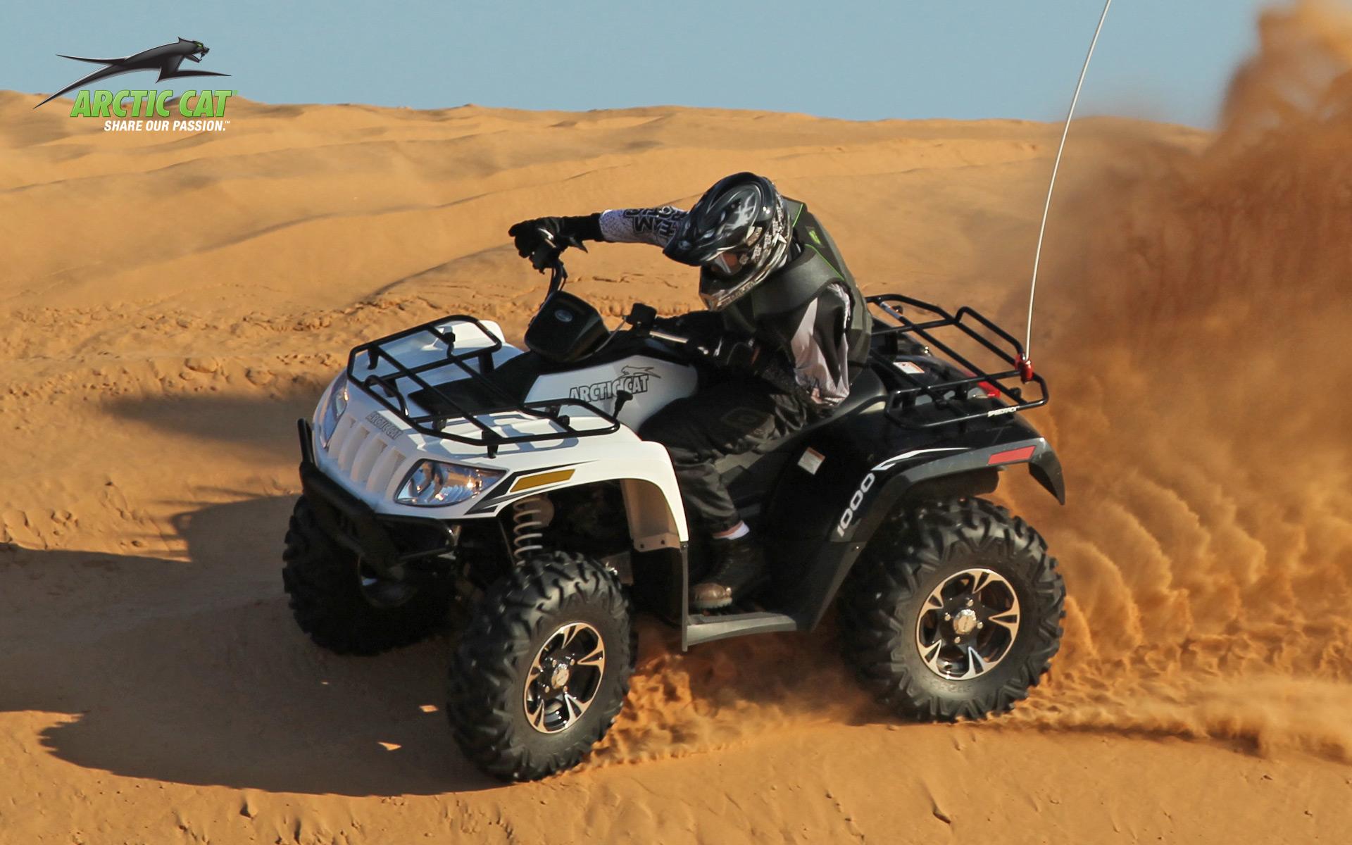 2013 Arctic Cat 1000 XT Utility ATV Model Info - Features