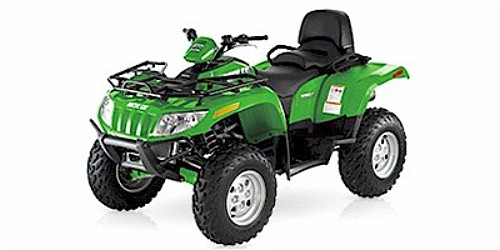 How Much Ground Clearance Is On A Arctic Cat