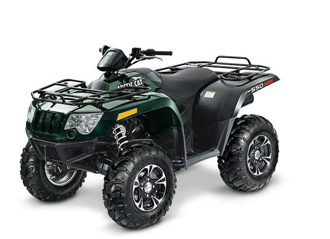 Arctic Cat Alterra  Specs