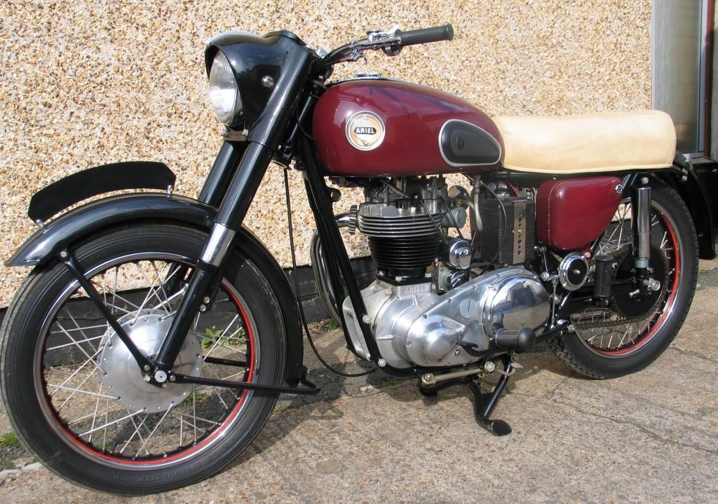 Ariel Owners MotorCycle Club