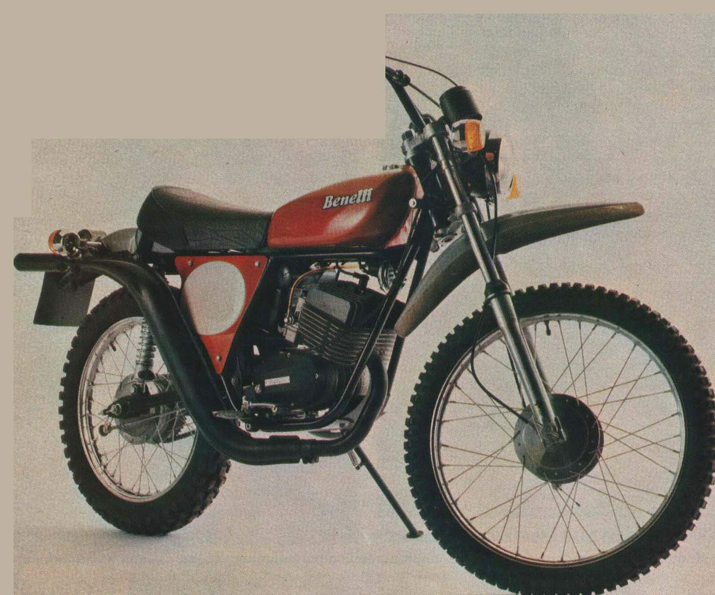 benelli 125 enduro 1979 1980 autoevolution. Black Bedroom Furniture Sets. Home Design Ideas