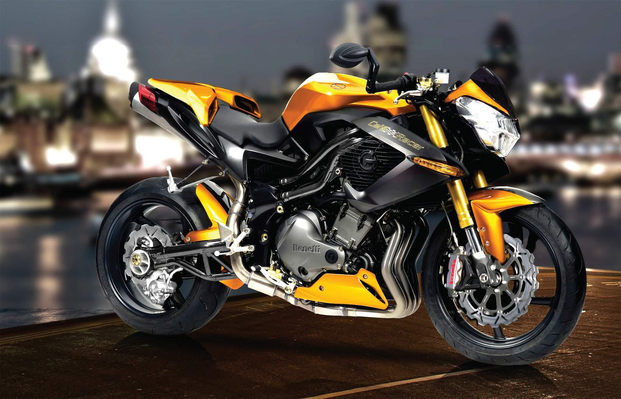HIGHER PURPOSE. Ironwood Motorcycles Yamaha XSR900 Cafe