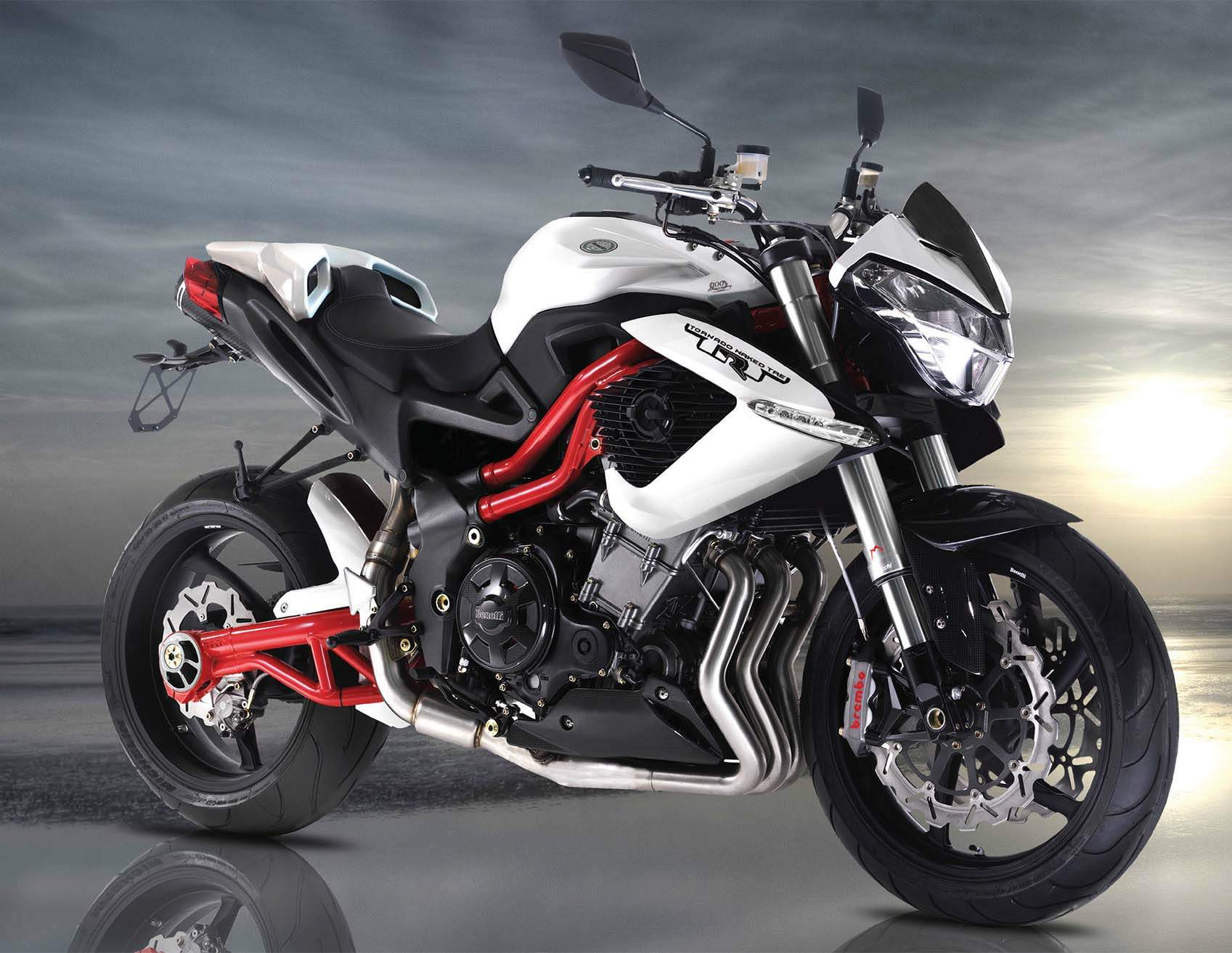 BENELLI TNT 899 Century Racers Limited Edition specs