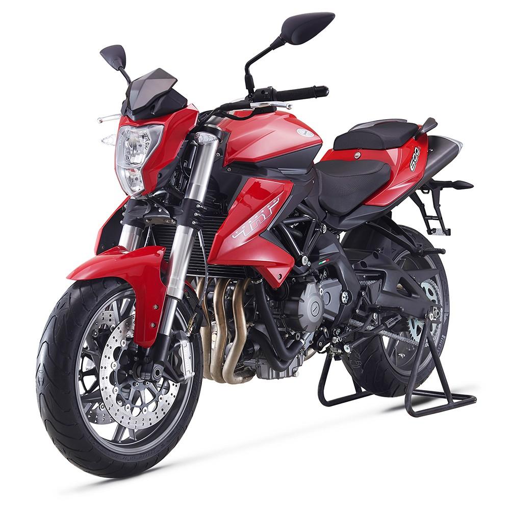 BENELLI TNT 600 - 2016 - autoevolution