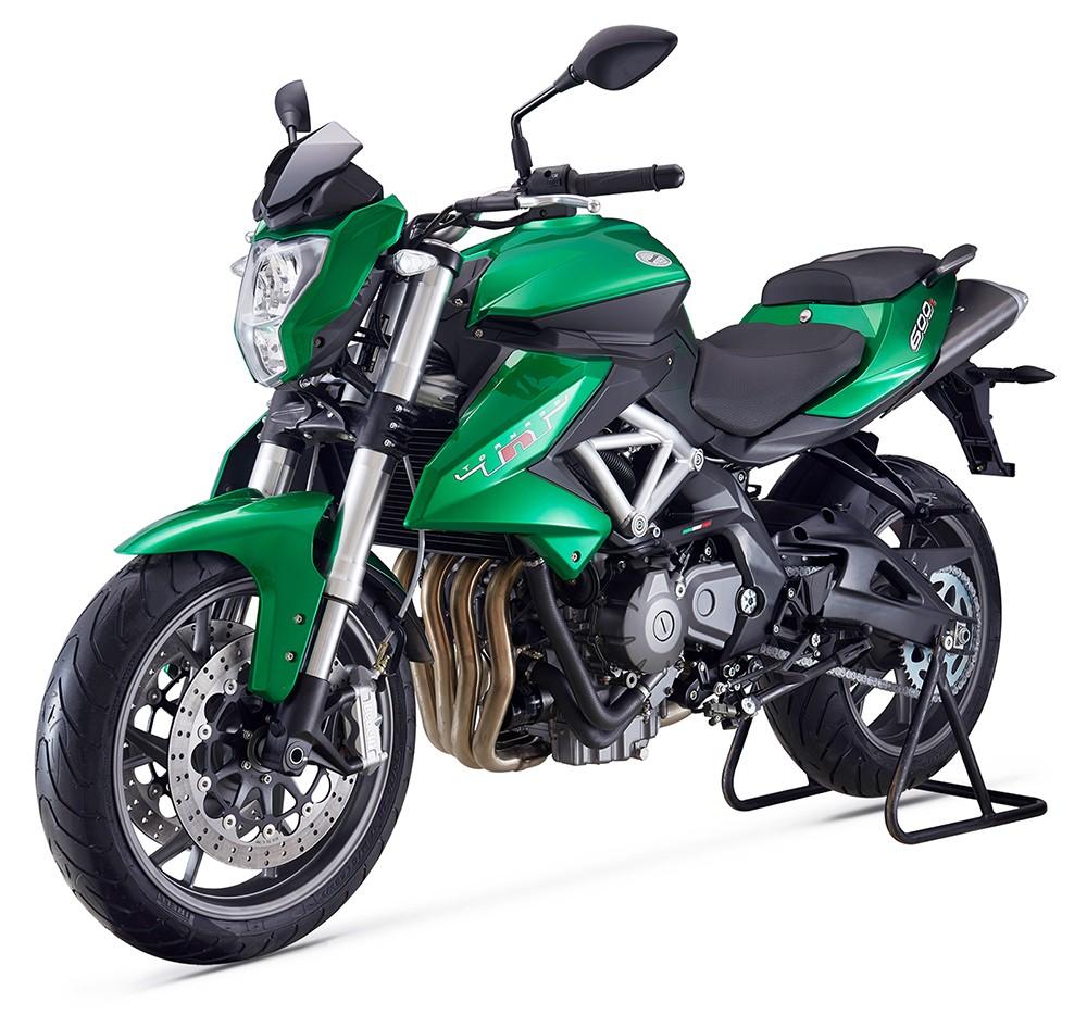 Benelli TNT 600 2020 - yuhmak