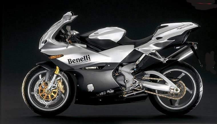 2003 Benelli Tornado Tre 900 LE | Bike-urious