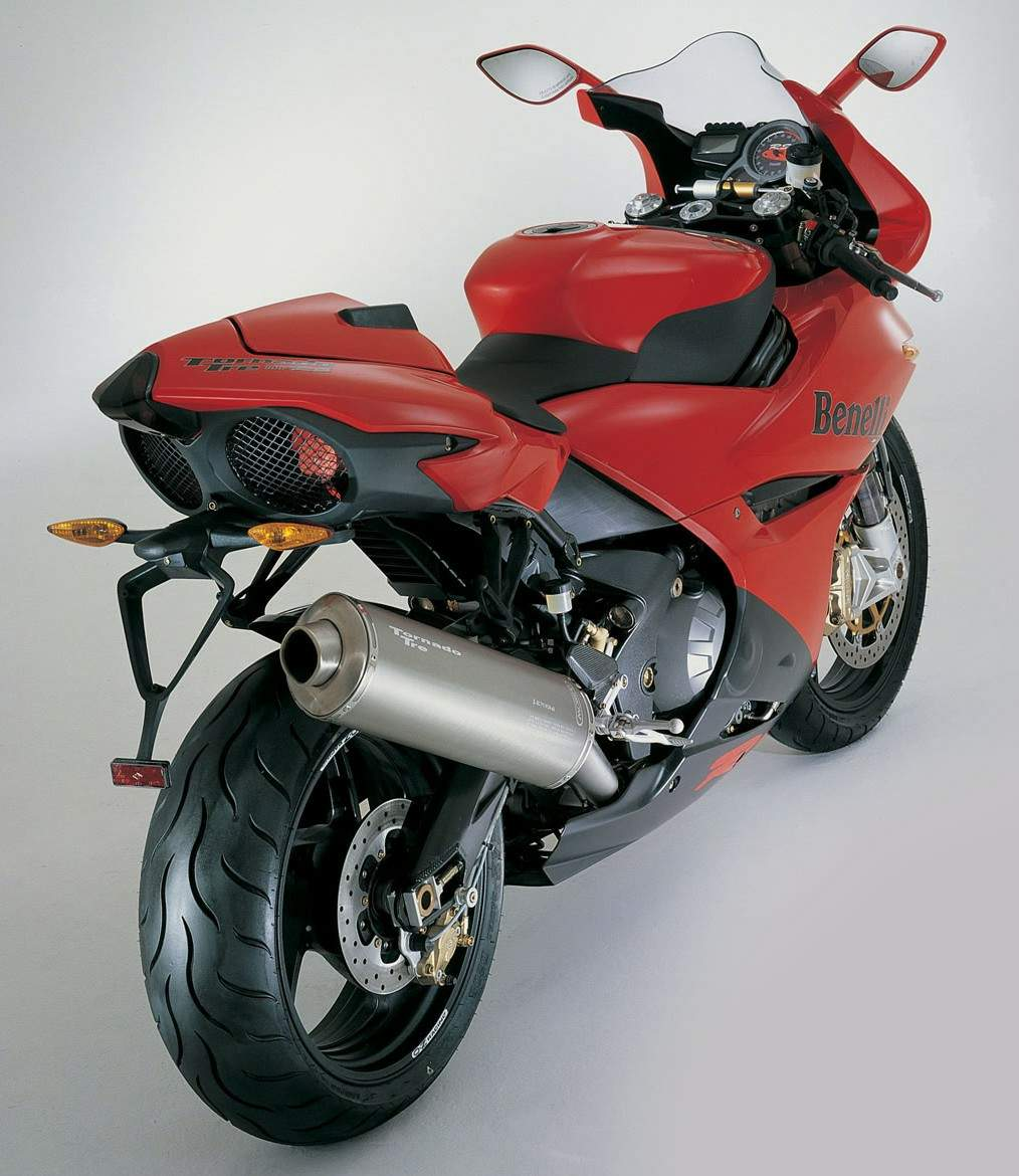2002 Benelli Tornado 900 TRE LE **homologation special - 1 of 150** | in Stoke-on-Trent