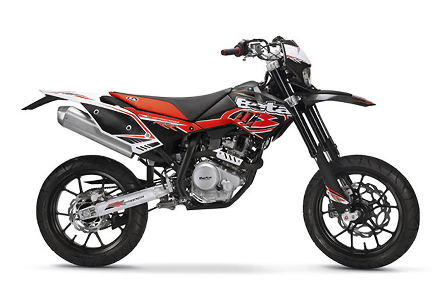beta rr 125 4t motard lc specs 2012 2013 autoevolution. Black Bedroom Furniture Sets. Home Design Ideas