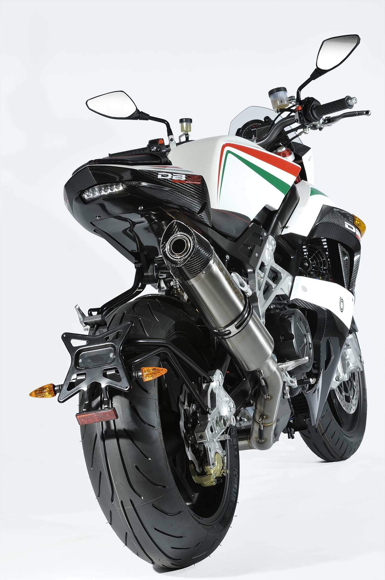 2012 Bimota DB 9 Brivido