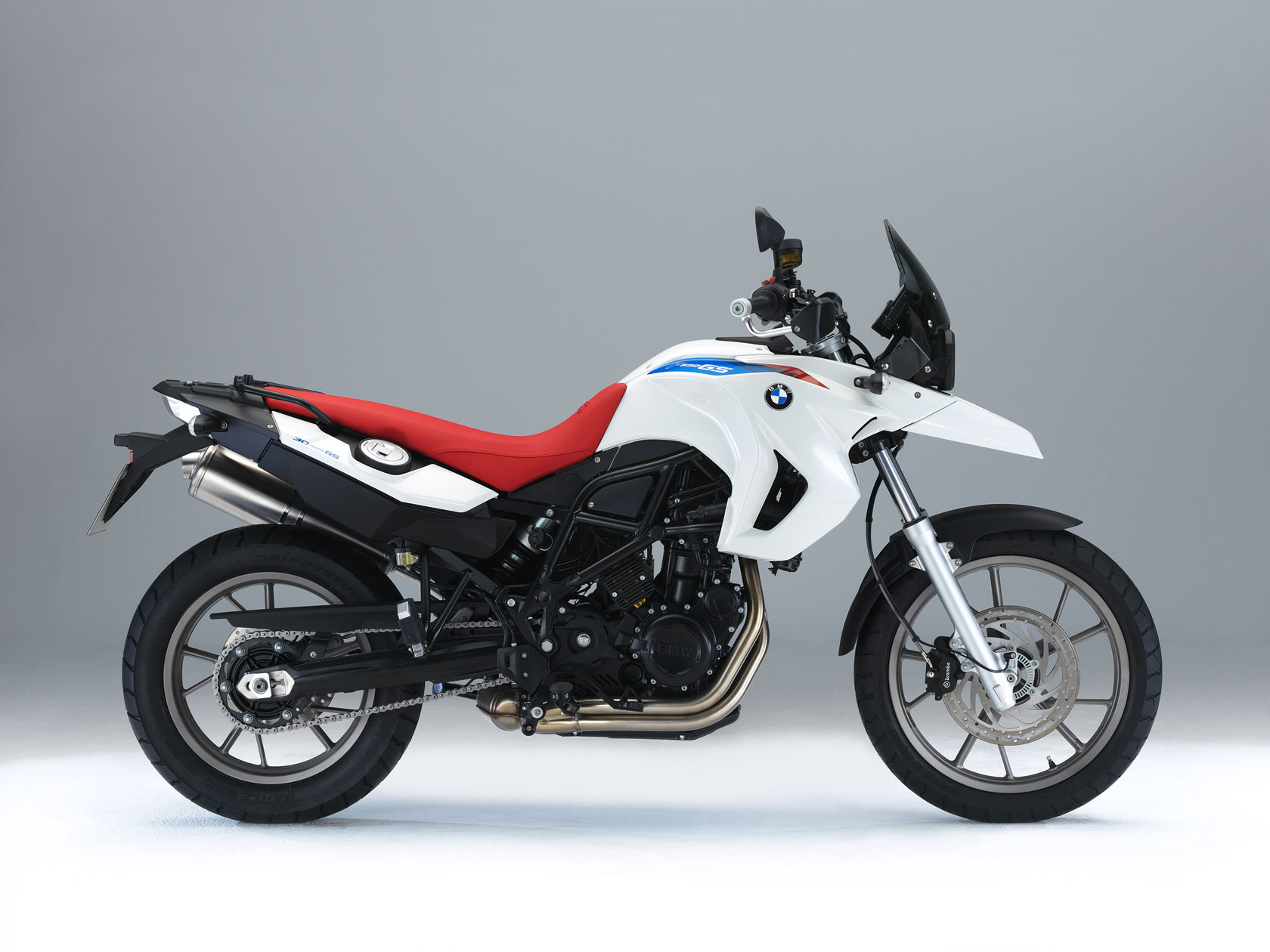 "BMW F 650 GS ""30 Years GS"" Special model specs 2010 2011"