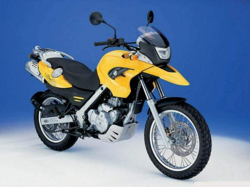 BMW F 650 GS specs - 2001, 2002 - autoevolution