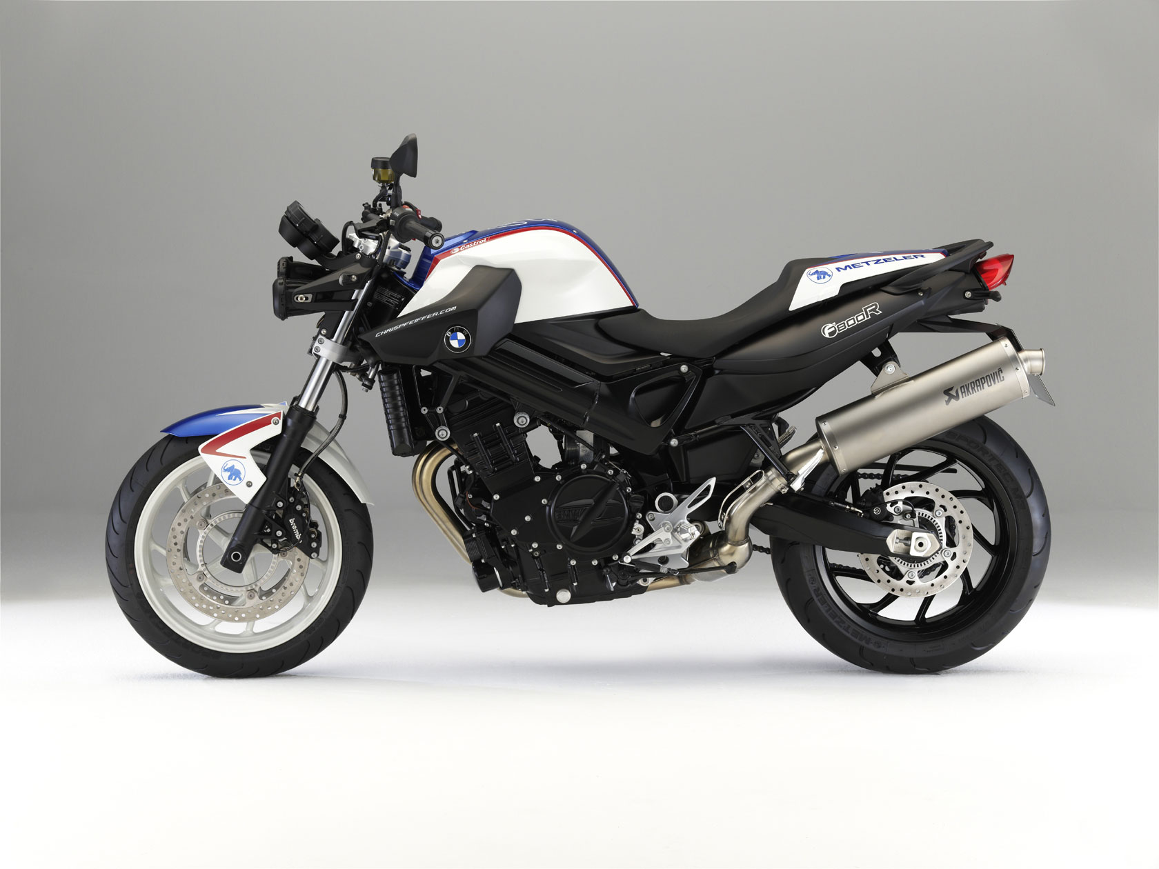 bmw f 800 r chris pfeiffer edition specs 2009 2010. Black Bedroom Furniture Sets. Home Design Ideas