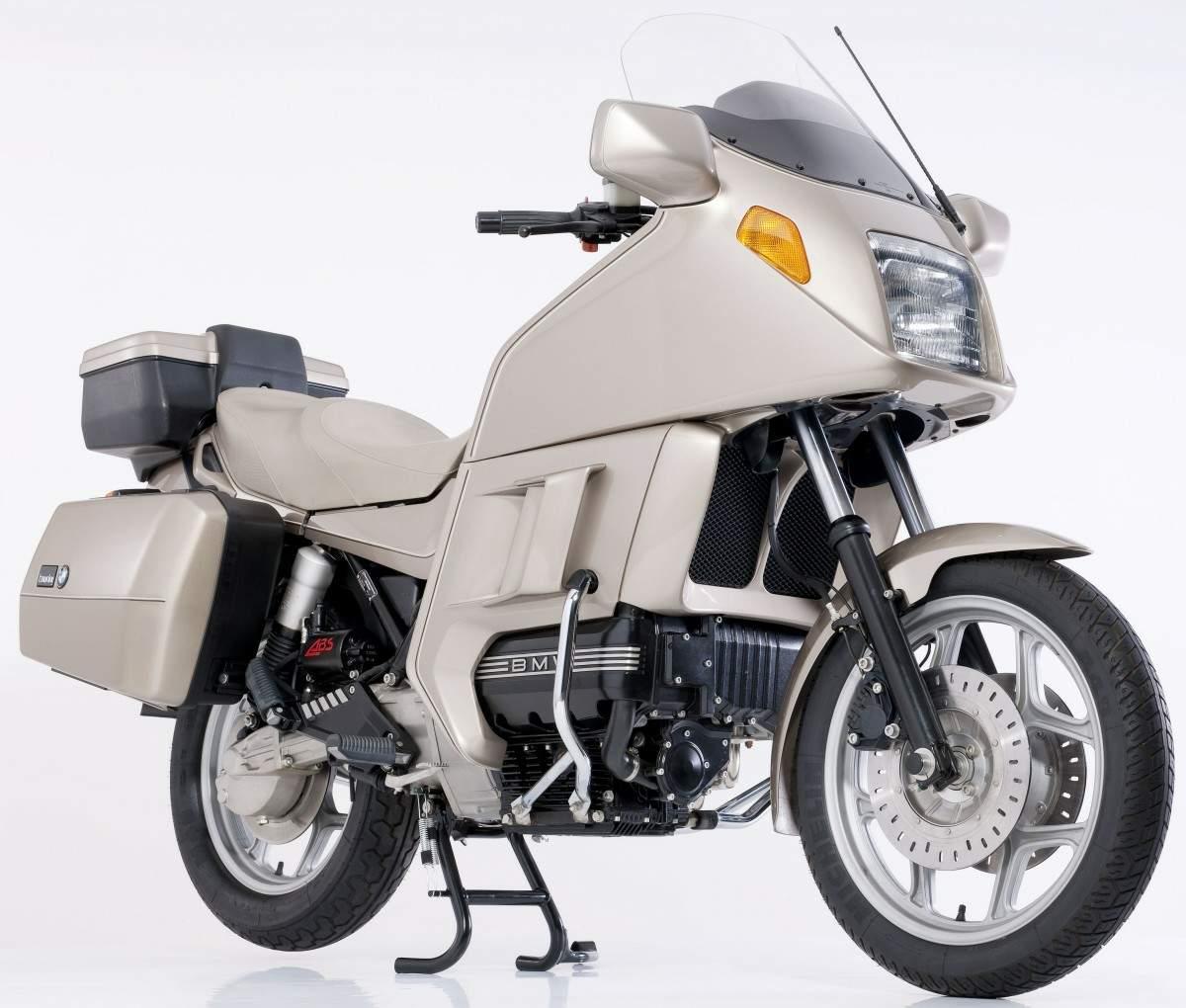 Bmw K100lt Specs: BMW K 100 LT Specs