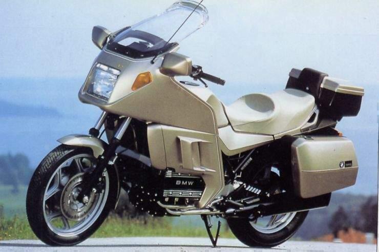bmw k 100 lt specs 1987 1988 autoevolution