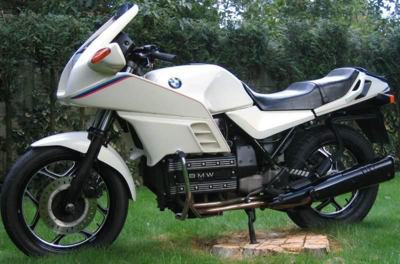 Moto Bmw K100 Rs Idea Di Immagine Del Motociclo