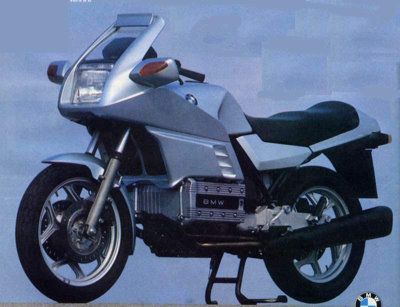 bmw k 100 rs specs 1983 1984 autoevolution. Black Bedroom Furniture Sets. Home Design Ideas