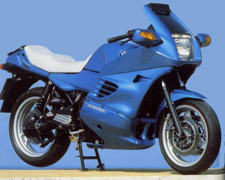 Bmw K 1100 Rs Specs 1994 1995 Autoevolution