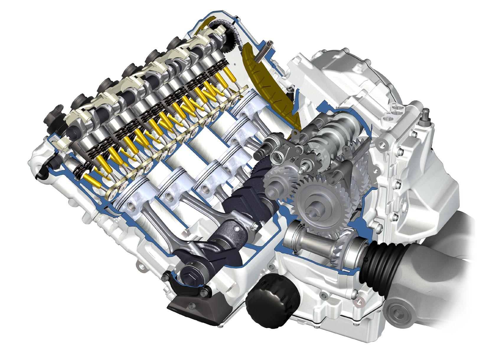 какие мотора считается лучше рядные 6 целидровые либо ваеобразный 6 целидровые
