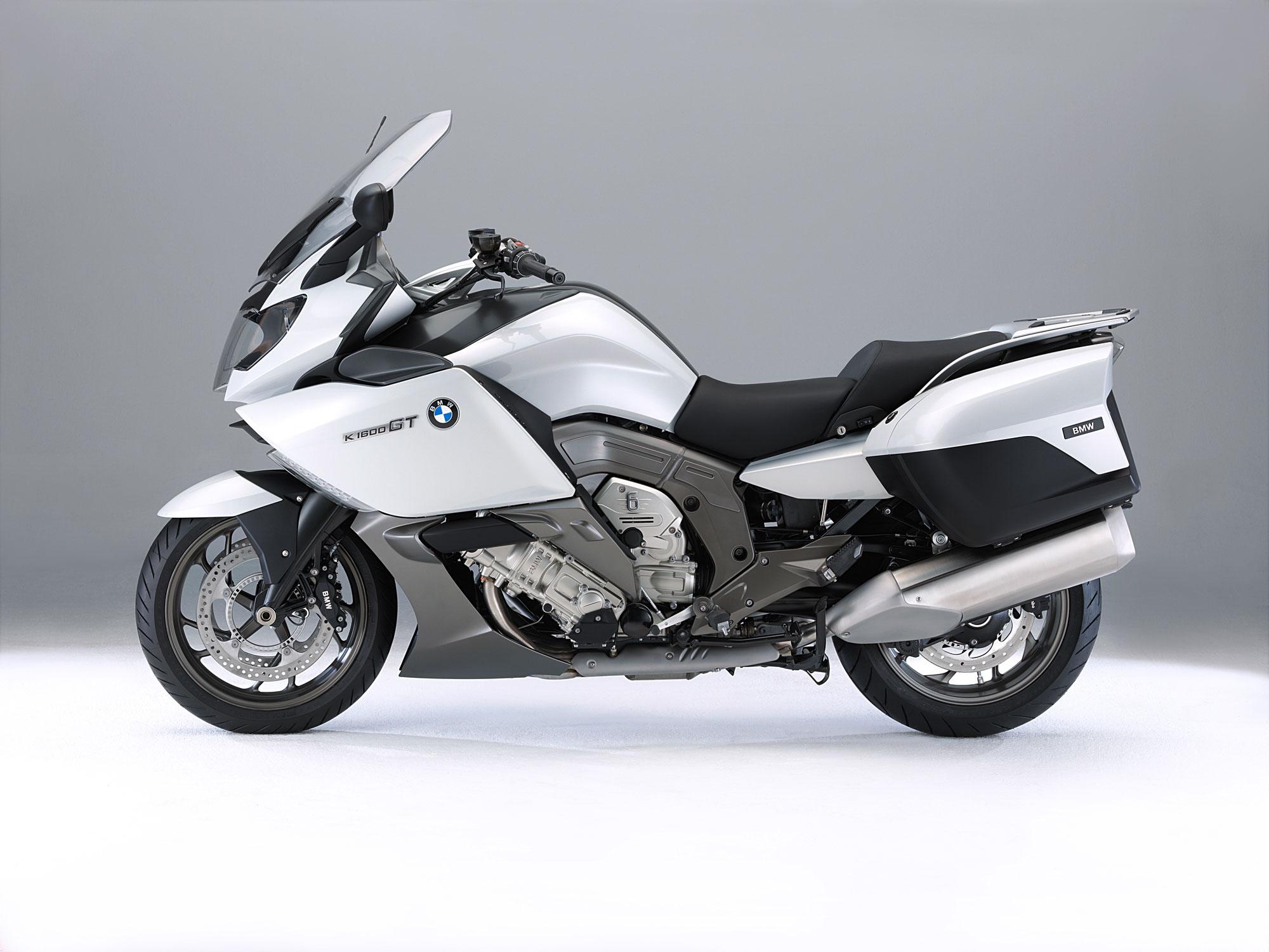 Bmw K 1600 Gt Specs - 2011  2012