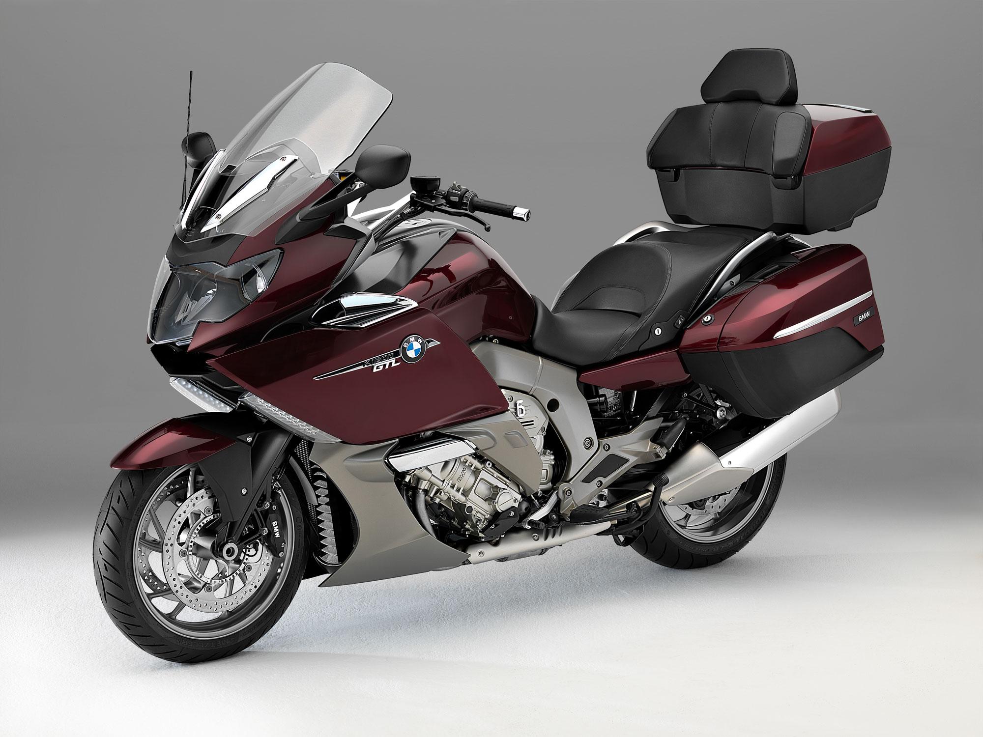 Bmw K 1600 Gtl Specs 2012 2013 Autoevolution