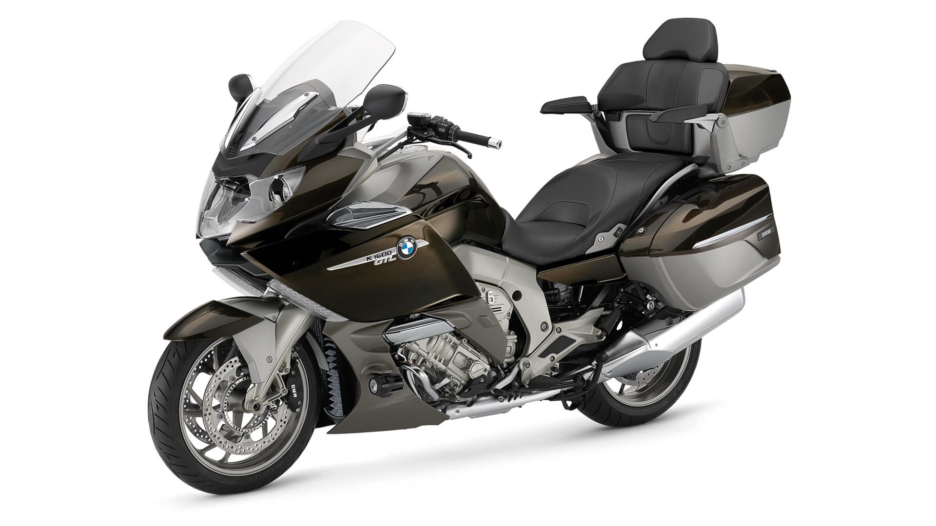 Bmw K 1600 Gtl Exclusive Specs 2015 2016 Autoevolution