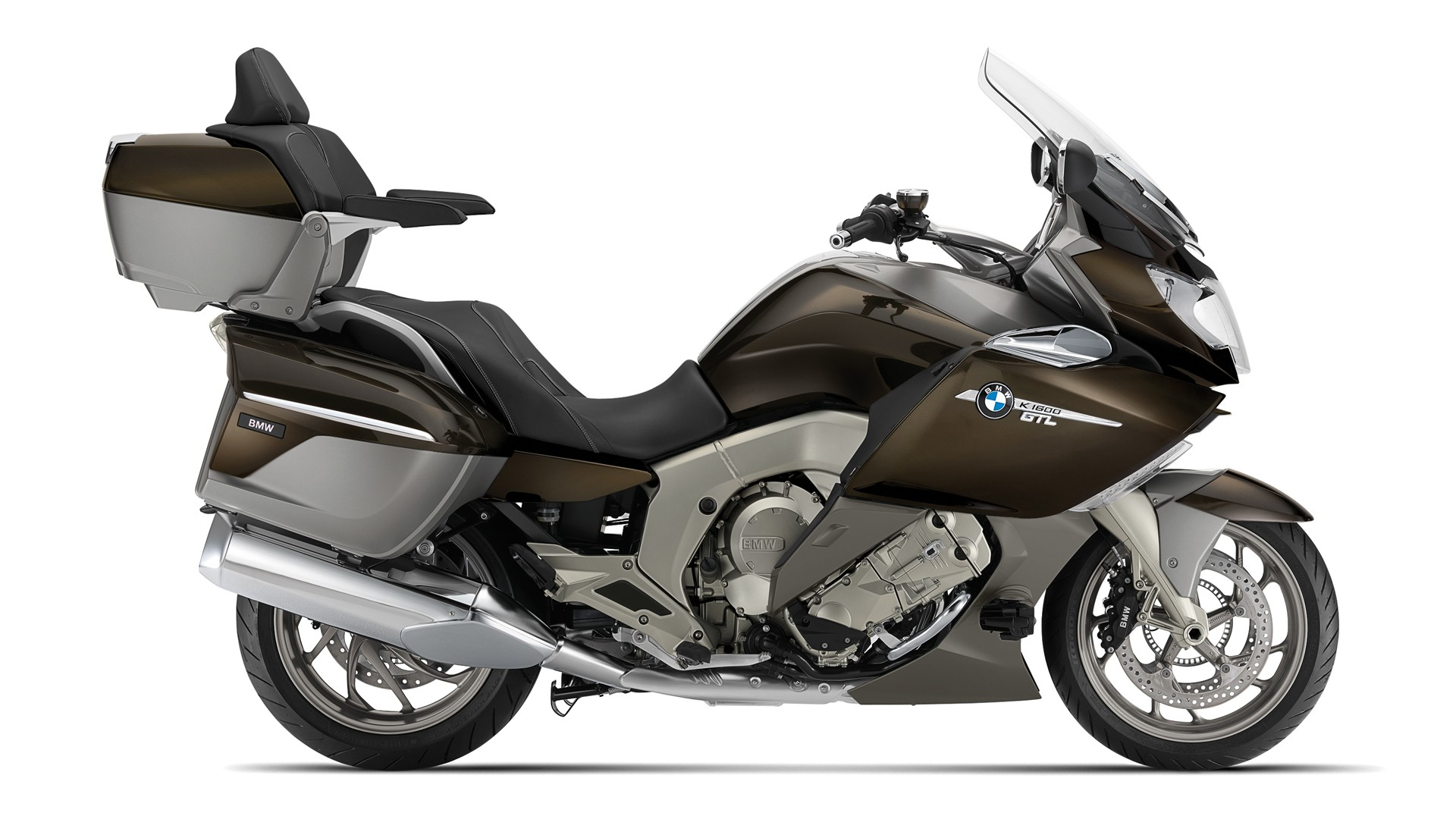 bmw k 1600 gtl exclusive 2015 2016 autoevolution. Black Bedroom Furniture Sets. Home Design Ideas