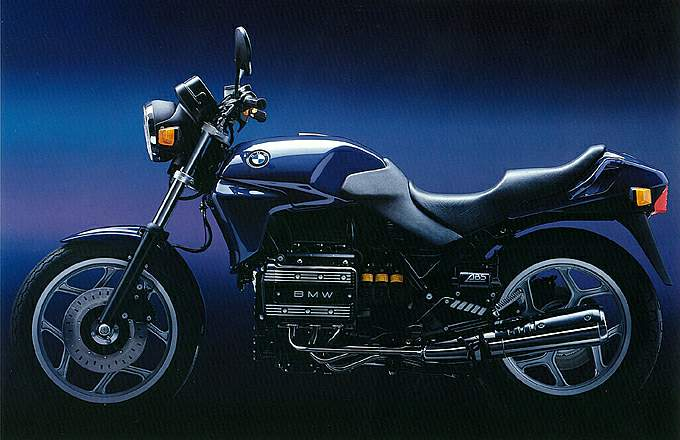 BMW K 75 specs - 1984, 1985 - autoevolution