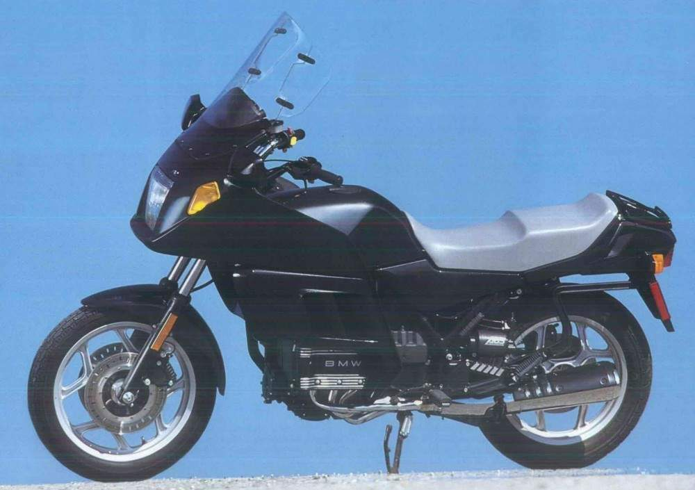 bmw k 75 rt specs 1990 1991 autoevolution. Black Bedroom Furniture Sets. Home Design Ideas