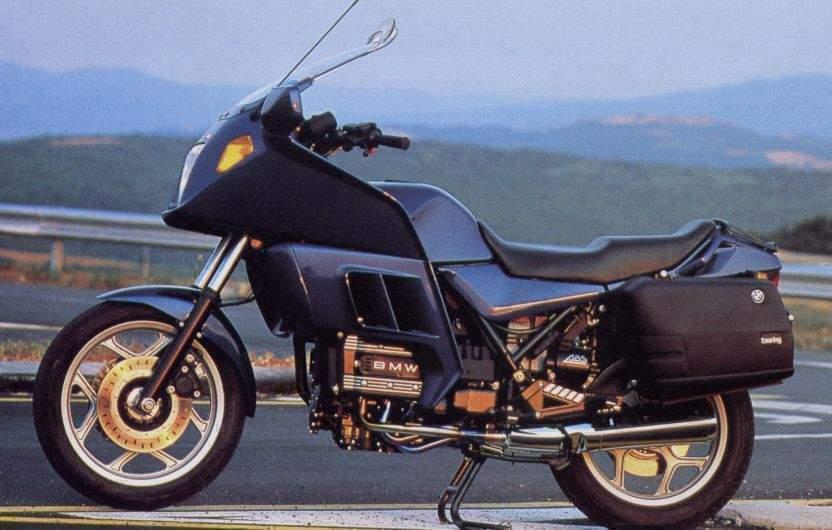 Bmw K 75 Rt Specs 1989 1990 Autoevolution