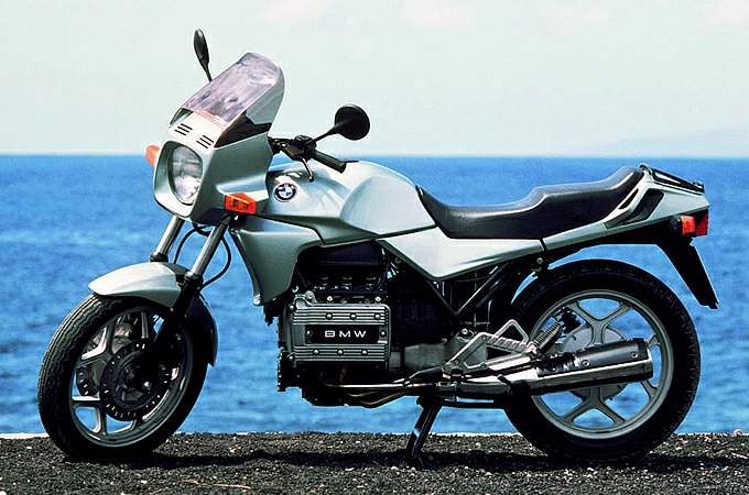 bmw k 75 c 1987 1988 autoevolution. Black Bedroom Furniture Sets. Home Design Ideas