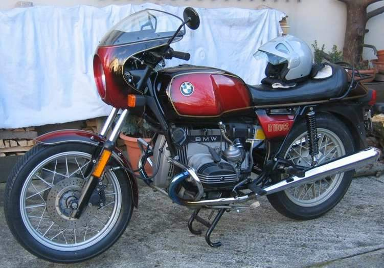 bmw r 100 cs specs 1981 1982 autoevolution. Black Bedroom Furniture Sets. Home Design Ideas