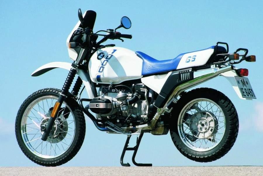 Bmw R 100 Gs Specs 1986 1987 Autoevolution