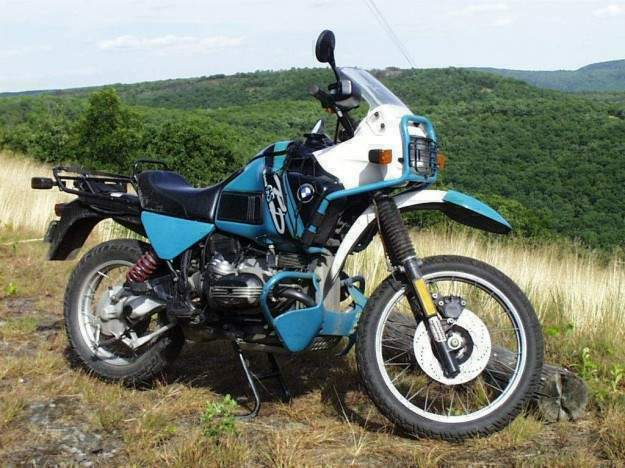 bmw r 100 gs paris dakar specs 1988 1989 autoevolution. Black Bedroom Furniture Sets. Home Design Ideas
