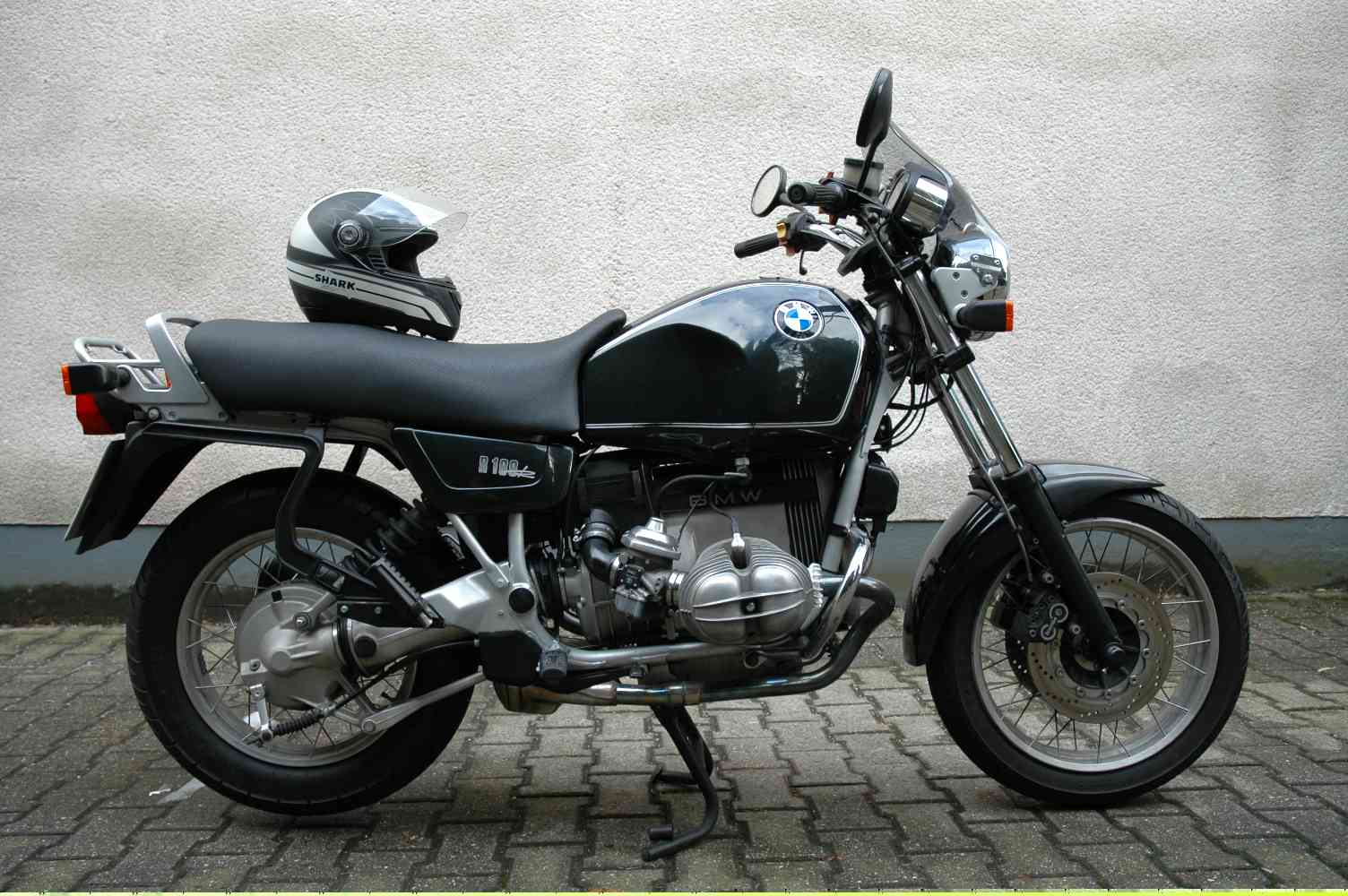 bmw r 100 r classic 1994 1995 autoevolution. Black Bedroom Furniture Sets. Home Design Ideas