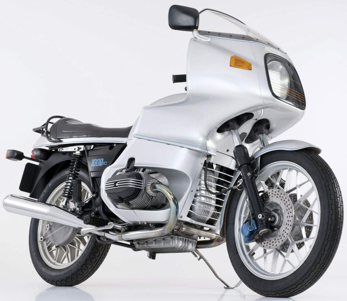 BMW R 100 RS specs - 1978, 1979 - autoevolution