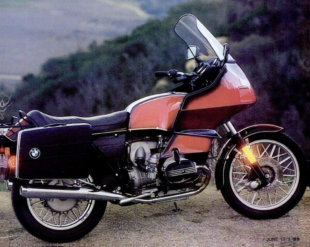 Bmw R 100 Rt Specs 1981 1982 Autoevolution