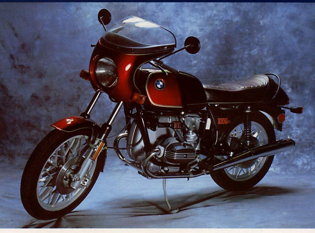 bmw r 100 s specs 1978 1979 autoevolution. Black Bedroom Furniture Sets. Home Design Ideas