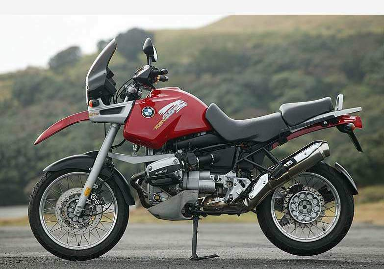 BMW R 1100 GS specs - 1997, 1998 - autoevolution