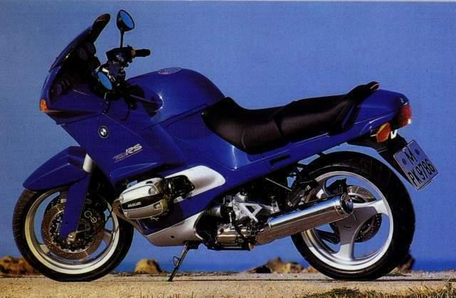 Bmw R 1100 Rs Specs 1994 1995 Autoevolution