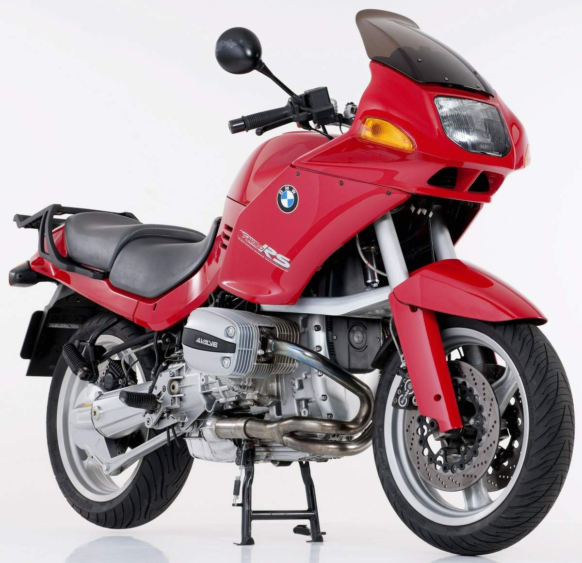 Bmwr: BMW R 1100 RS Specs