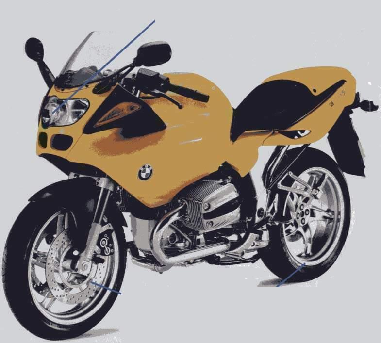Bmw Year 2000: BMW R 1100 S Specs