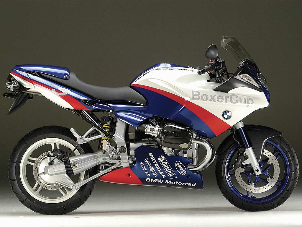 Bmw R 1100 S Boxer Cup Replica Specs 2003 2004