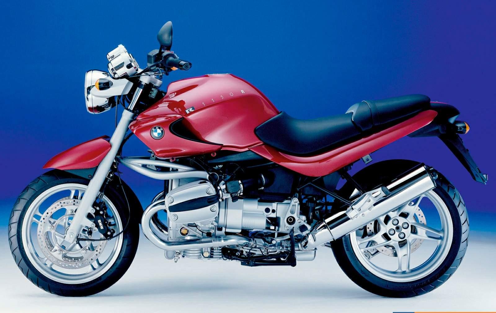 ... BMW R 1150 R (2002 - 2003) ...