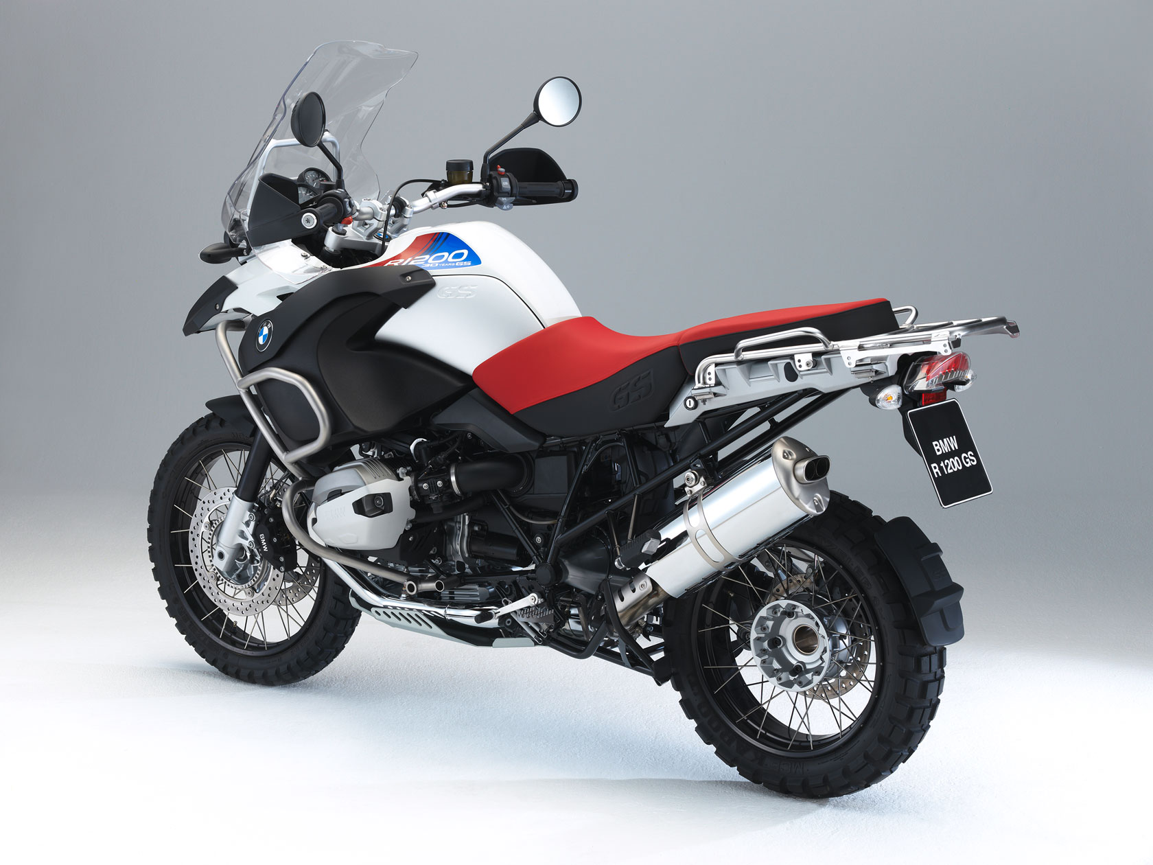 bmw r 1200 gs adventure 30 years gs special model specs. Black Bedroom Furniture Sets. Home Design Ideas
