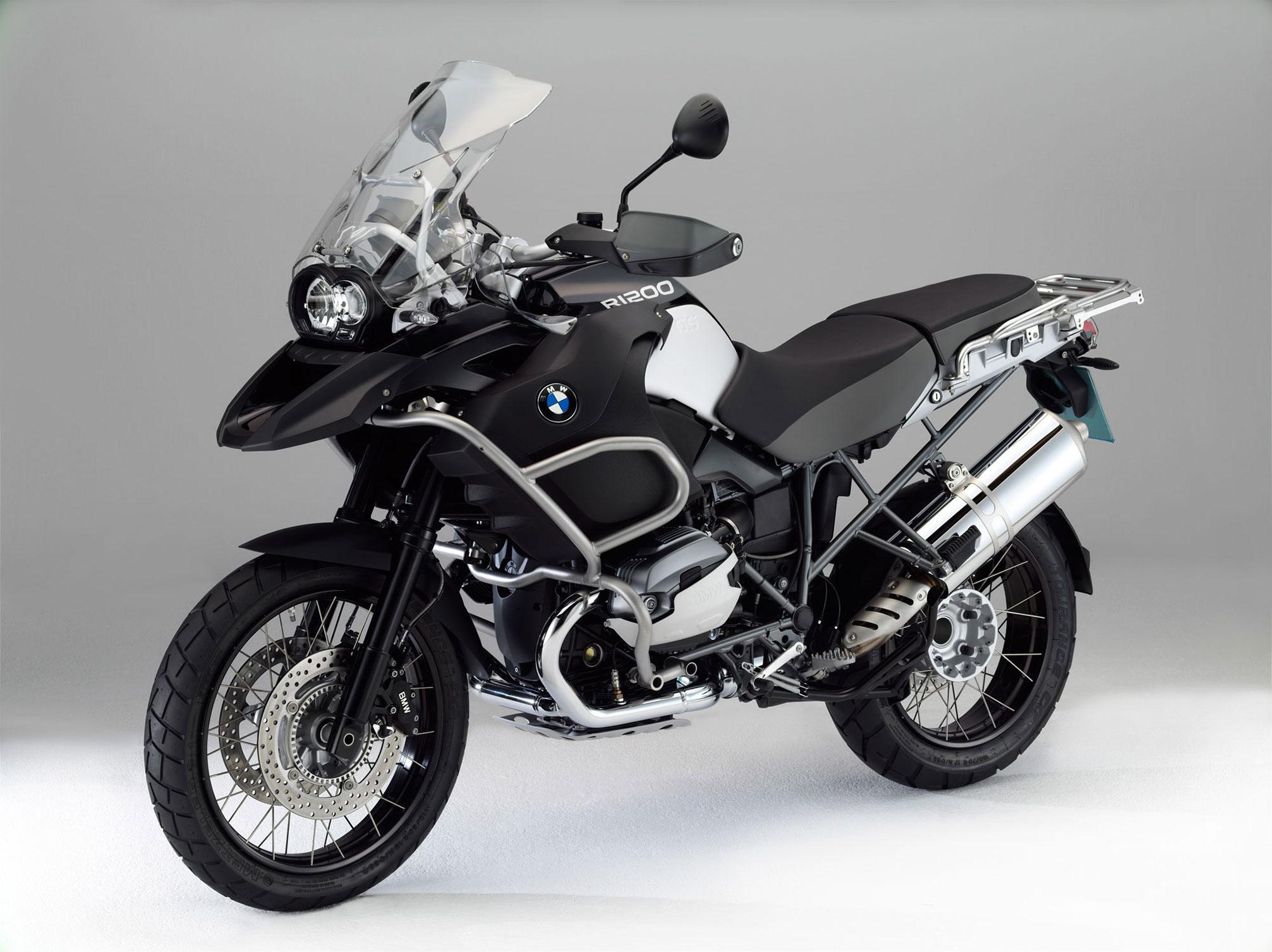 Bmw R 1200 Gs Adventure Triple Black Specs 2012 2013