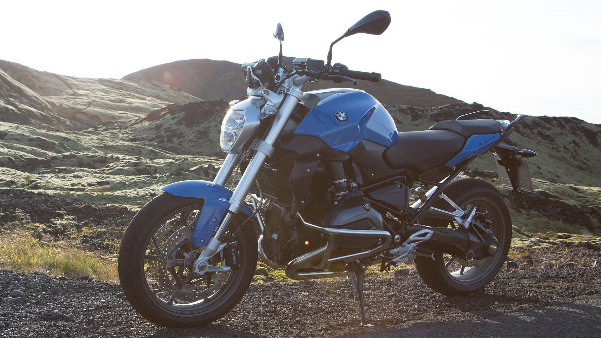 BMW R 1200 R - 2015, 2016 - autoevolution