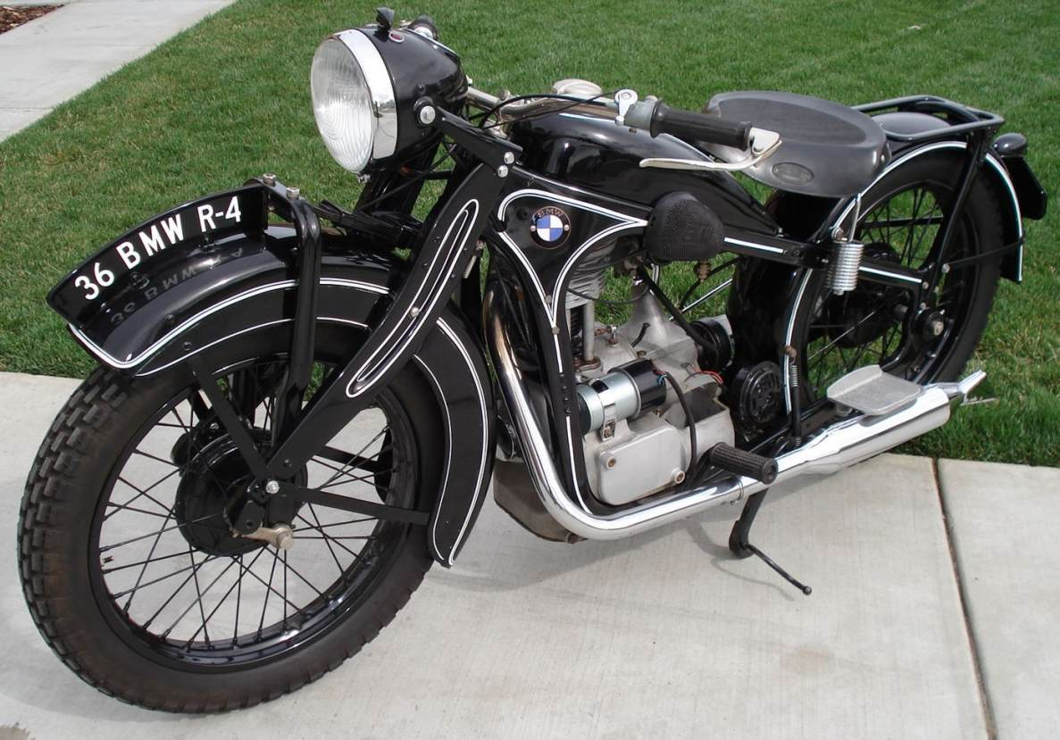 Bmw R 4 1932 1933 1934 1935 1936 1937 Autoevolution