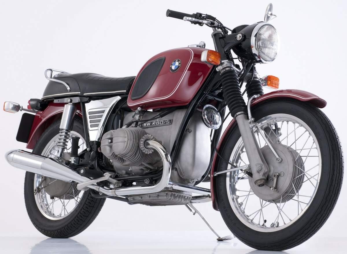 Bmw R 60 5 Specs 1969 1970 1971 1972 1973