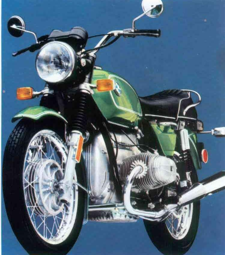 bmw r 60 6 specs 1973 1974 1975 1976 autoevolution. Black Bedroom Furniture Sets. Home Design Ideas